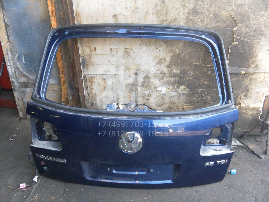 Дверь багажника для VW Touareg 2002-2010 - Фото №1