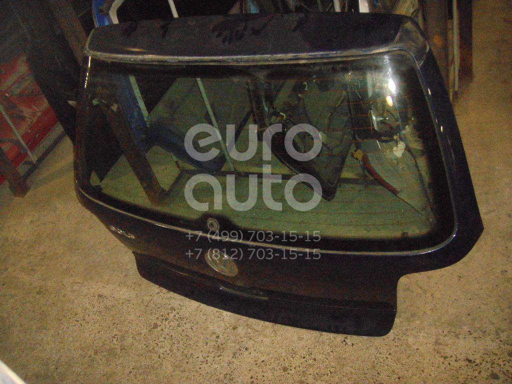 Дверь багажника со стеклом для VW Golf IV/Bora 1997-2005 - Фото №1
