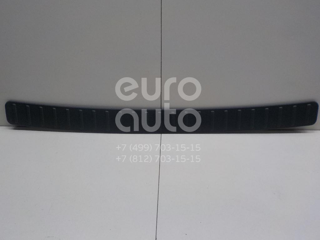 Накладка заднего бампера Mercedes Benz W164 M-Klasse (ML) 2005-2011; (1648840090)  - купить со скидкой