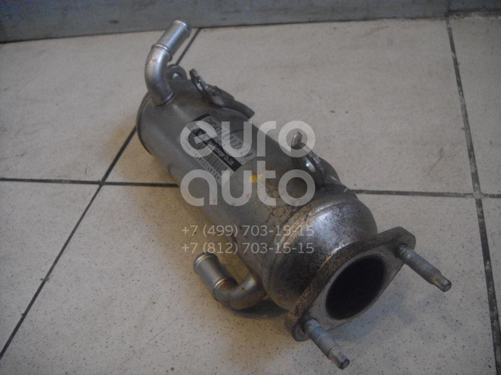 Радиатор системы EGR для Opel,Chevrolet Antara 2007-2015;Lacetti 2003-2013;Captiva (C100) 2006-2010;Epica 2006-2012 - Фото №1