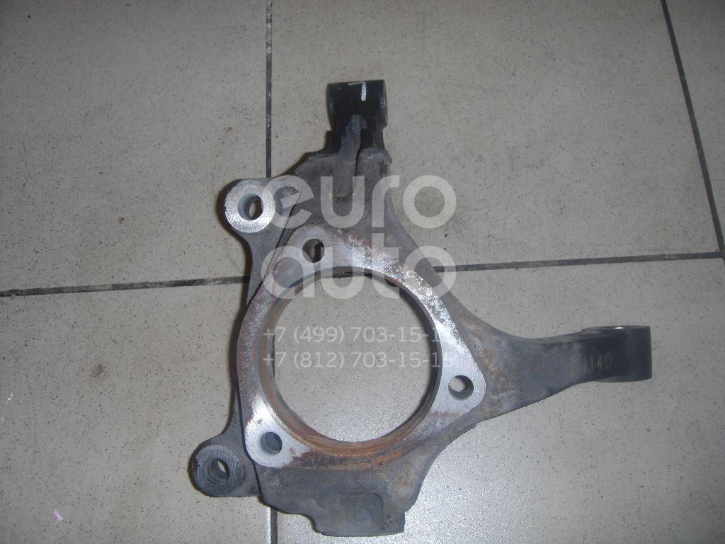 Кулак поворотный передний левый для Opel,Chevrolet Antara 2007-2015;Captiva (C100) 2006-2010 - Фото №1