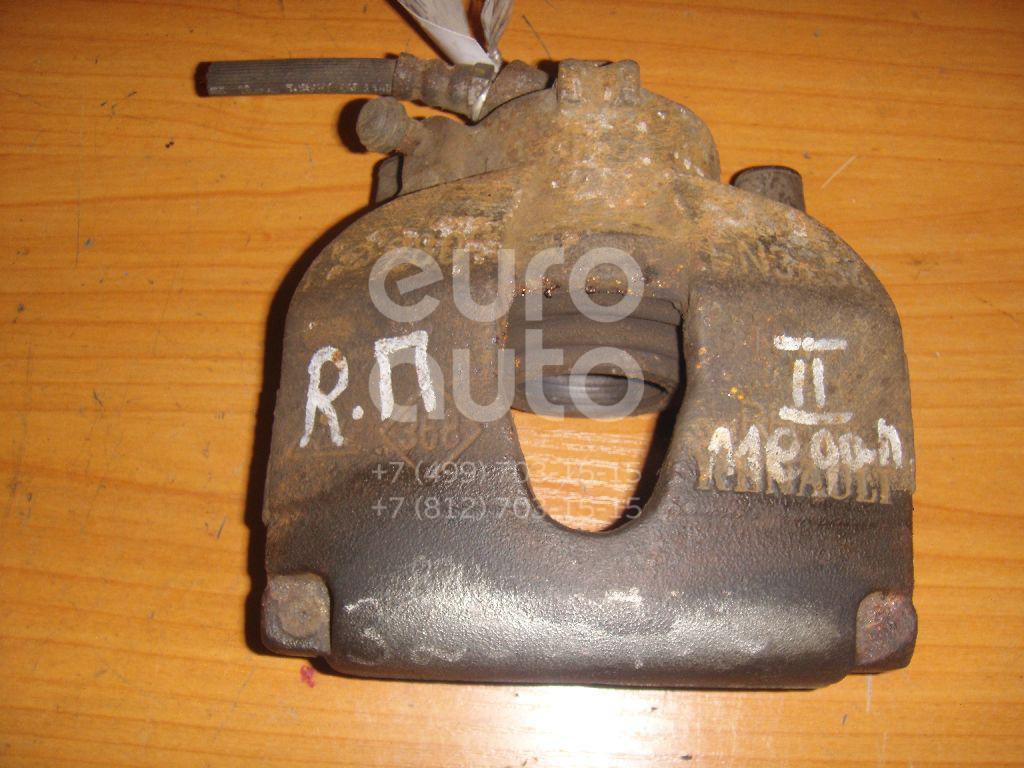 Суппорт передний правый для Renault Megane II 2002-2009;Scenic 2003-2009 - Фото №1