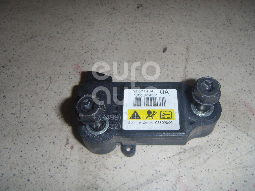 Датчик AIR BAG для Opel,Chevrolet Antara 2007-2015;Captiva (C100) 2006-2010 - Фото №1