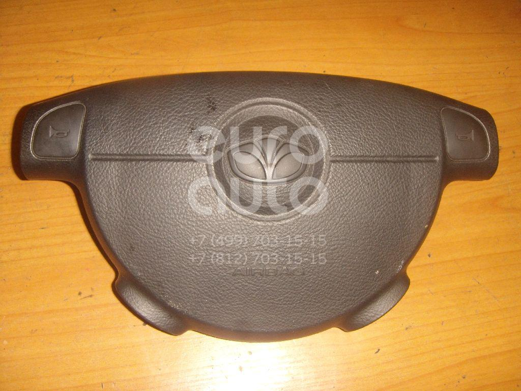 Подушка безопасности в рулевое колесо для Chevrolet,Daewoo Lacetti 2003-2013;Nubira 1997-1999 - Фото №1