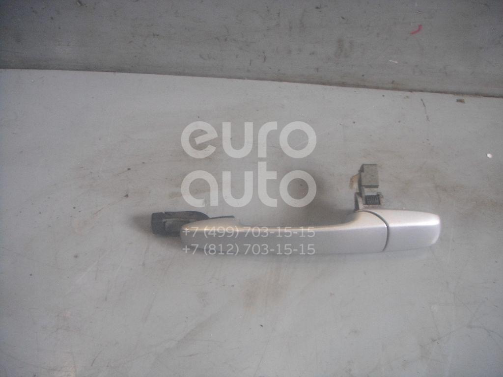 Ручка двери задней наружная левая для Mazda Mazda 3 (BK) 2002-2009 - Фото №1