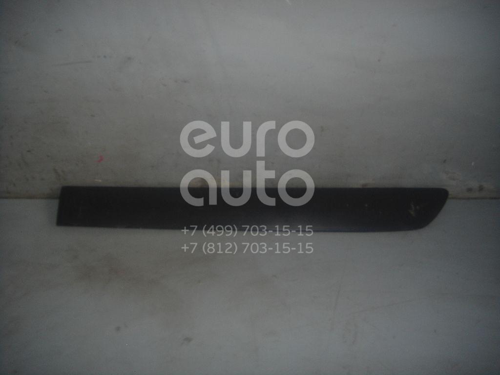 Молдинг задней левой двери для Nissan Almera N16 2000-2006 - Фото №1