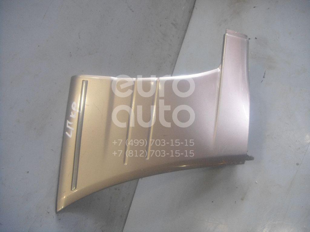 Накладка переднего крыла левого для Toyota Land Cruiser (100) 1998-2007 - Фото №1