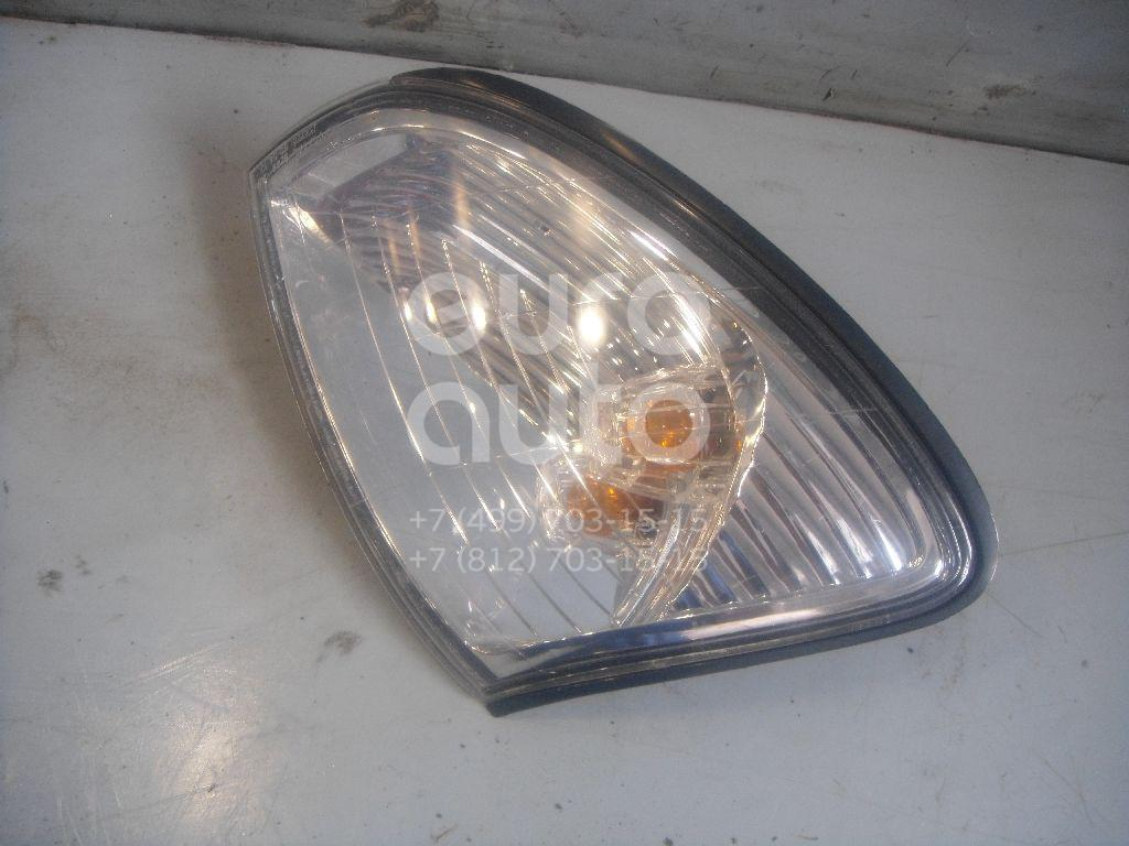 Указатель поворота правый для Toyota Land Cruiser (100) 1998-2007 - Фото №1