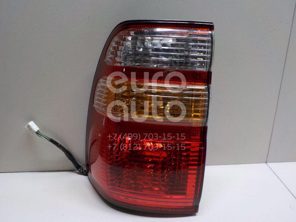 Фонарь задний наружный левый для Toyota Land Cruiser (100) 1998-2007 - Фото №1