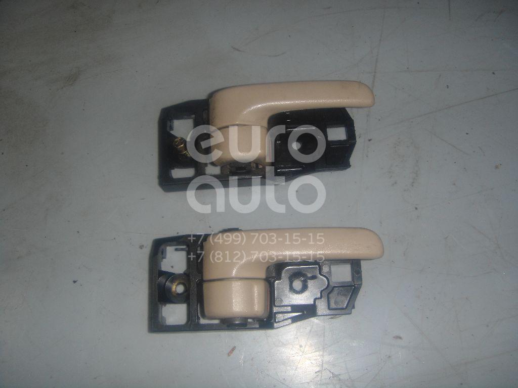 Ручка двери внутренняя правая для Toyota Land Cruiser (100) 1998-2007 - Фото №1