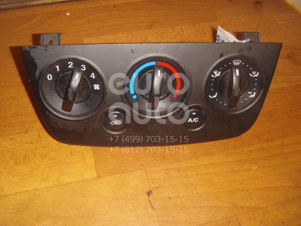 Блок управления отопителем для Ford Fiesta 2001-2008;Fusion 2002-2012 - Фото №1