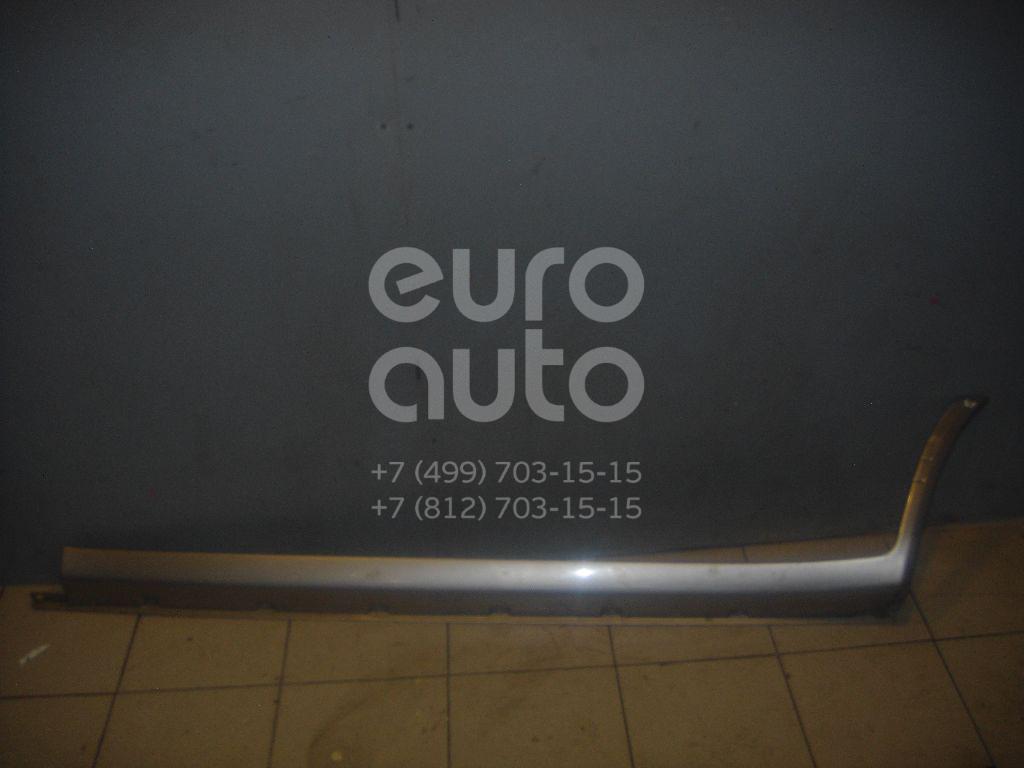 Накладка на порог (наружная) для Toyota Land Cruiser (100) 1998-2007 - Фото №1