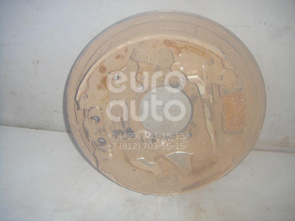 Щит опорный задний левый для Suzuki Grand Vitara 2006> - Фото №1