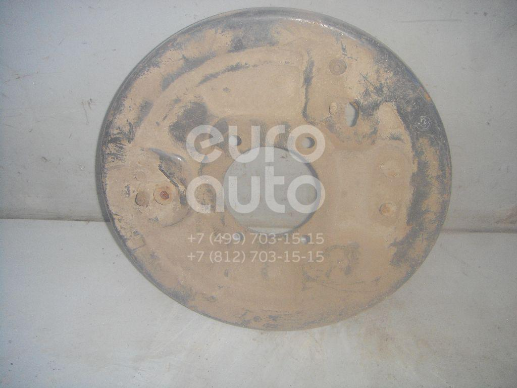 Щит опорный задний левый для Suzuki Grand Vitara 2005-2015 - Фото №1
