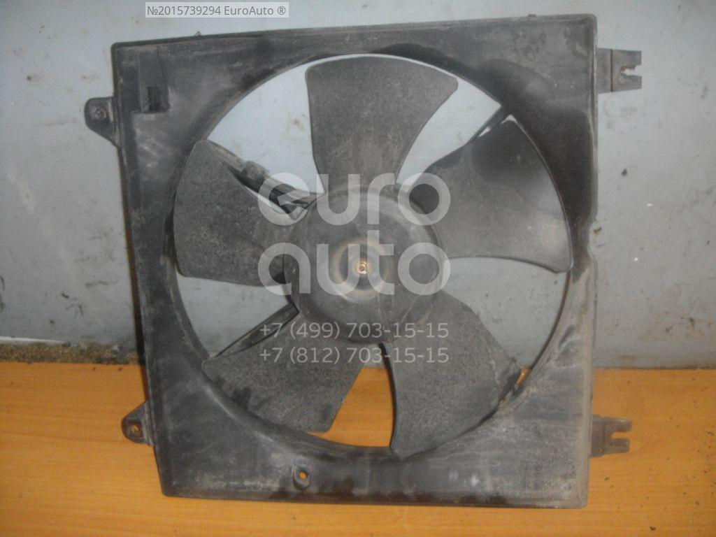 Вентилятор радиатора для Chevrolet Lacetti 2003> - Фото №1