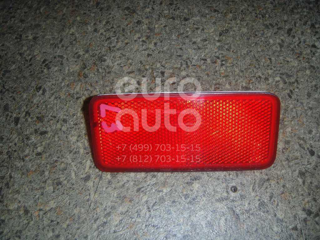 Отражатель в бампер задний левый для Hyundai Terracan 2001-2007 - Фото №1