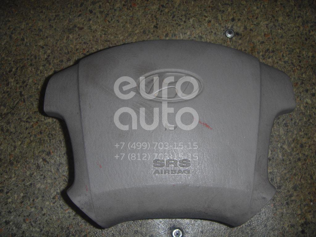 Подушка безопасности в рулевое колесо для Hyundai Terracan 2001> - Фото №1