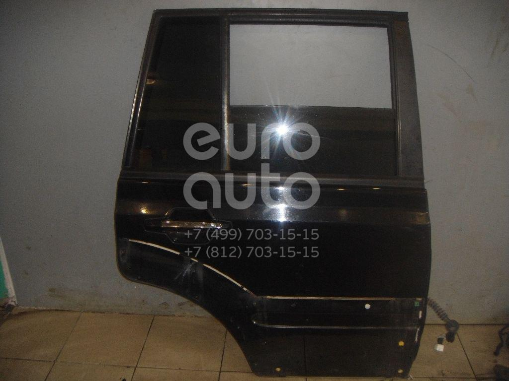 Дверь задняя правая для Hyundai Terracan 2001-2007 - Фото №1