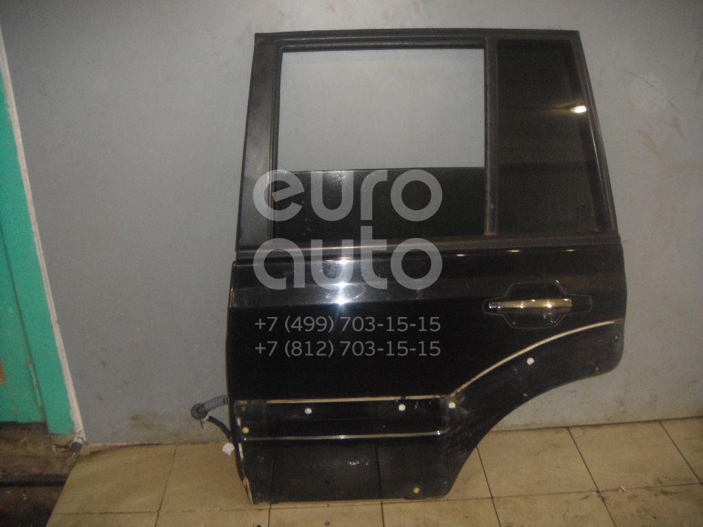 Дверь задняя левая для Hyundai Terracan 2001> - Фото №1