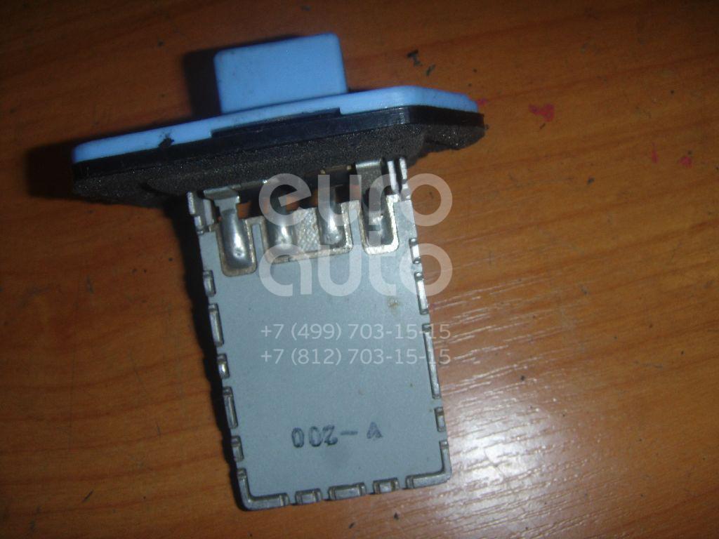 Резистор отопителя для Chevrolet,Daewoo Lacetti 2003-2013;Evanda 2004-2006;Nubira 2003-2007 - Фото №1