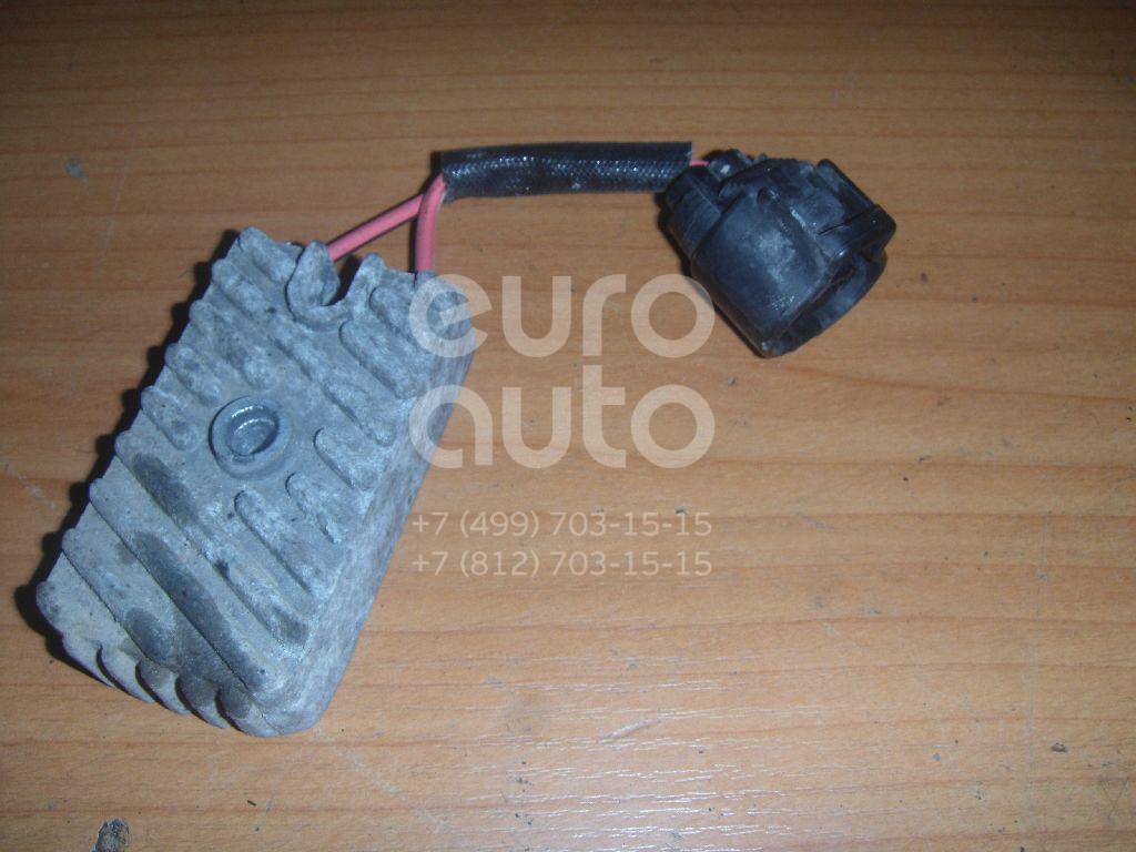 Резистор для Chevrolet Lacetti 2003-2013;Epica 2006-2012 - Фото №1