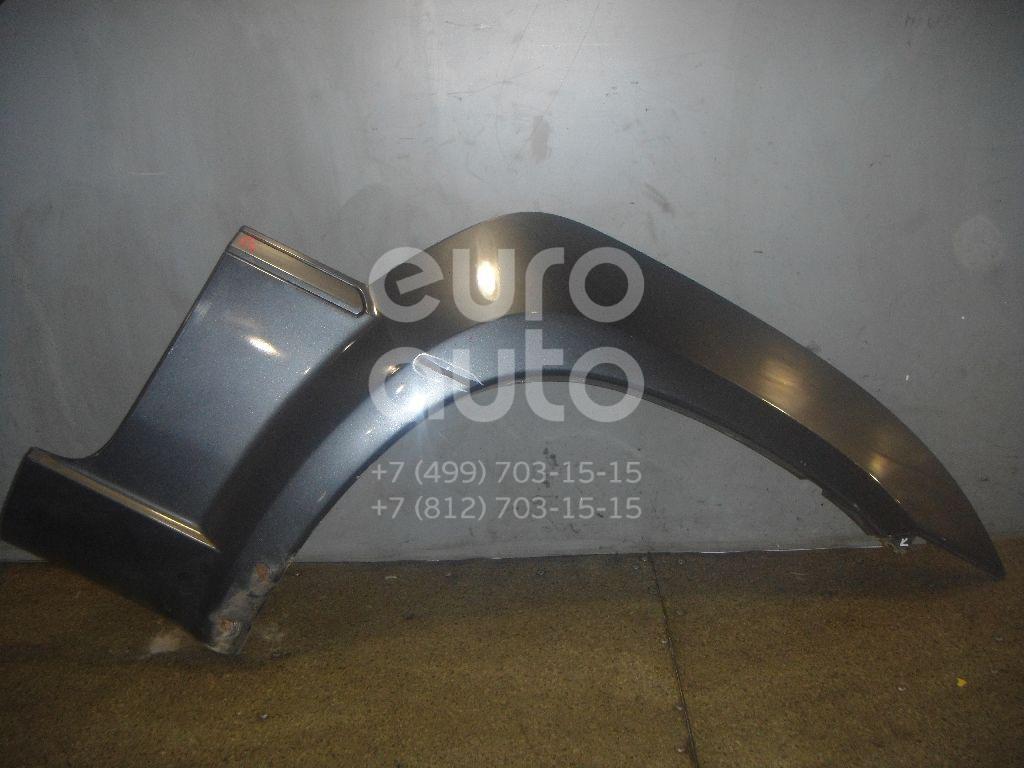 Накладка переднего крыла правого для Hyundai Terracan 2001-2007 - Фото №1