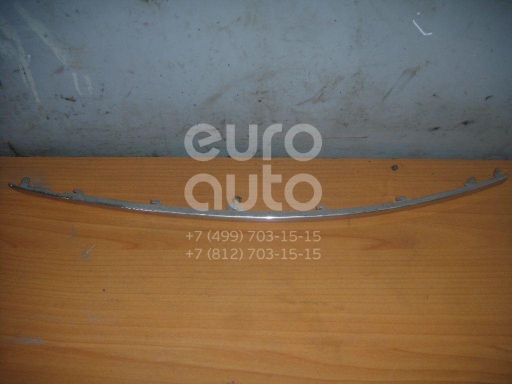 Накладка переднего бампера правая для Audi A8 [D3,4E] 2003-2010 - Фото №1