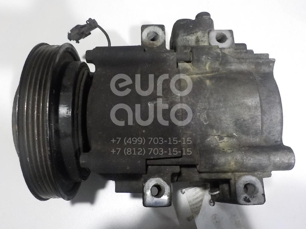 Компрессор системы кондиционирования для Hyundai Terracan 2001> - Фото №1