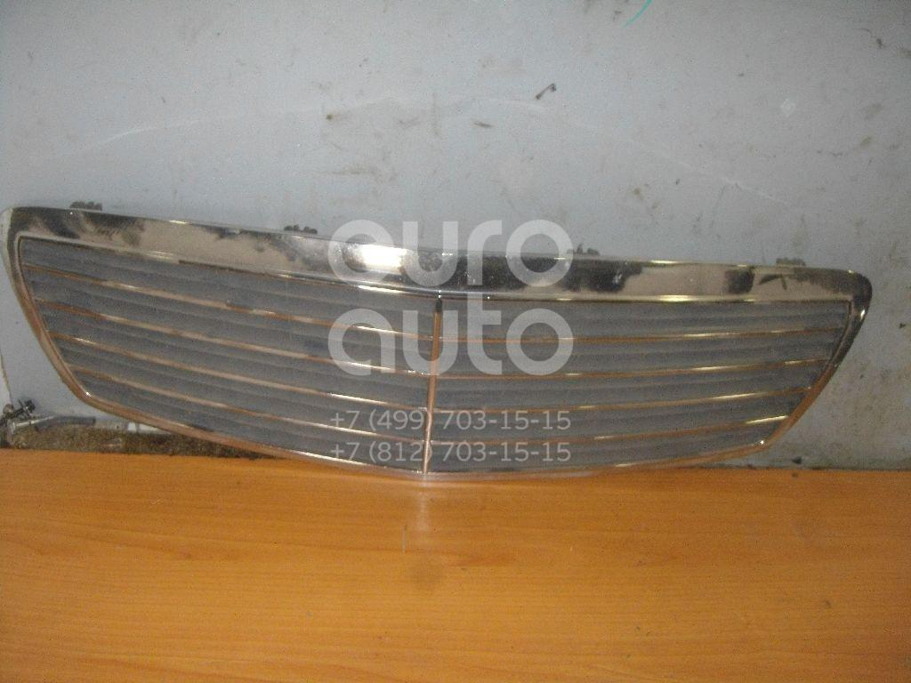 Решетка радиатора для Mercedes Benz W211 E-Klasse 2002-2009 - Фото №1