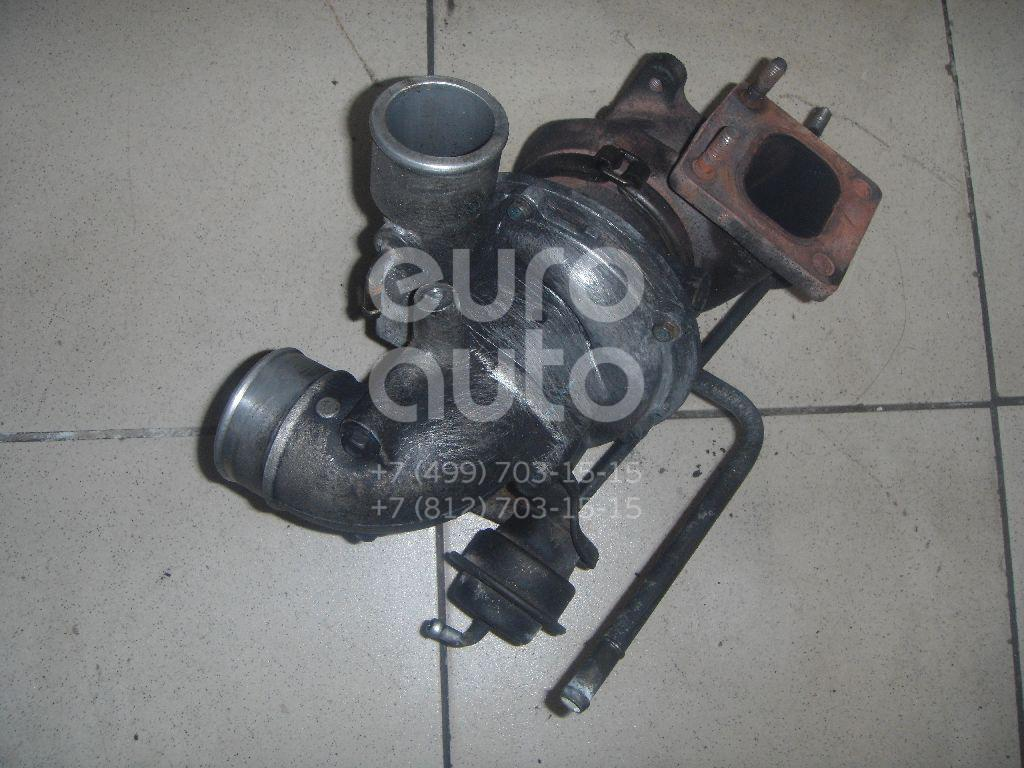 Турбокомпрессор (турбина) для Hyundai,Kia Terracan 2001-2007;Carnival 2005-2014 - Фото №1