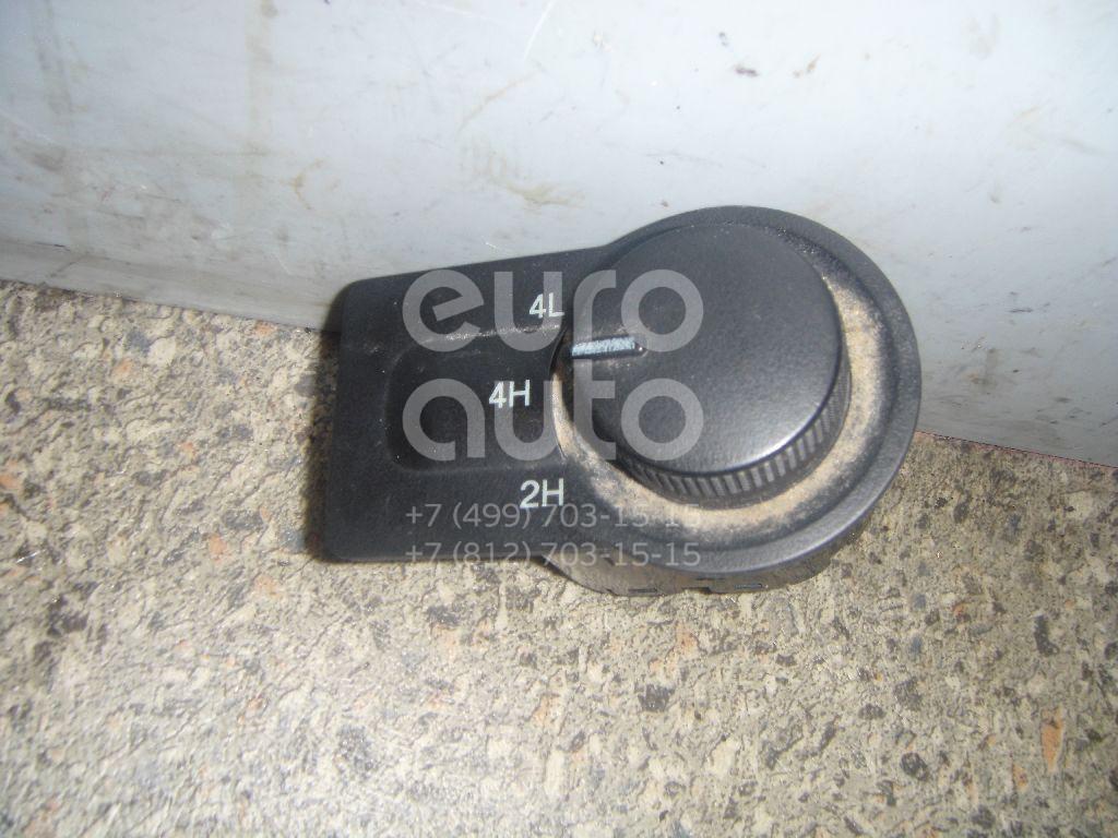 Кнопка блокировки дифференциала для Hyundai Terracan 2001-2007 - Фото №1
