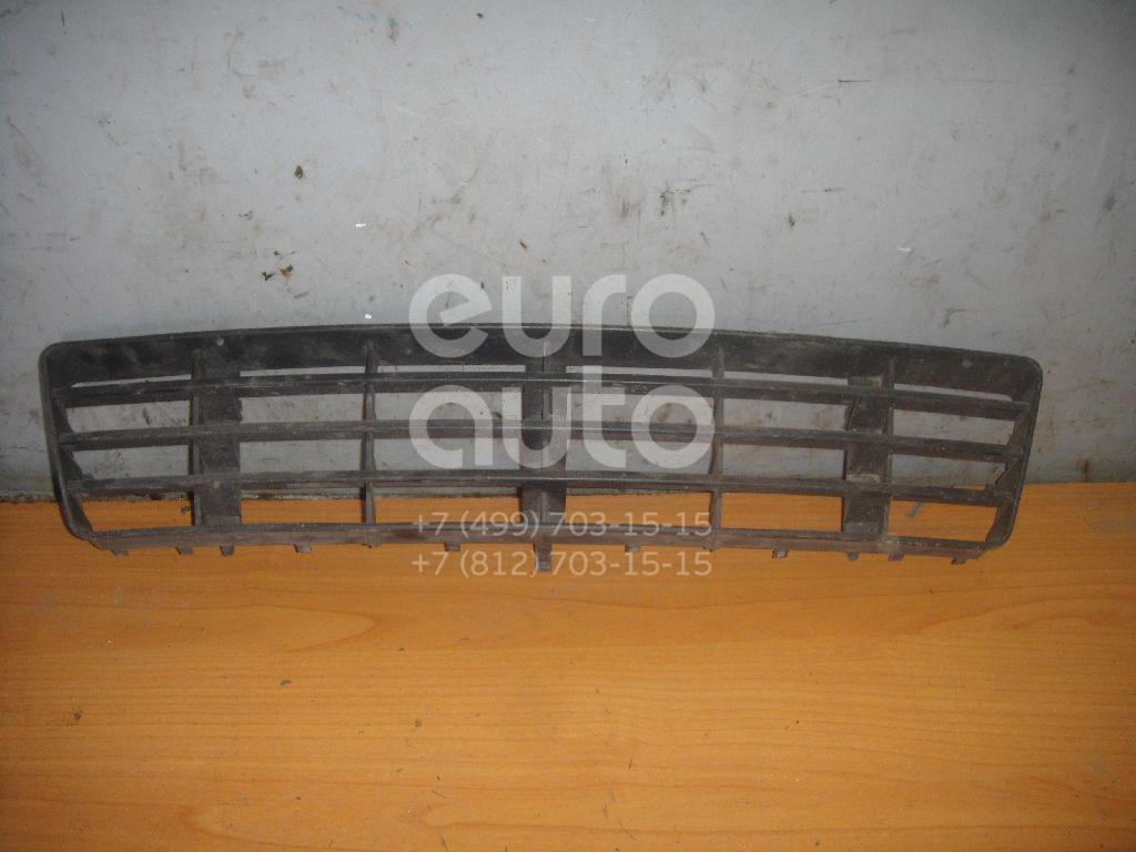 Решетка в бампер центральная для Audi A6 [C5] 1997-2004 - Фото №1
