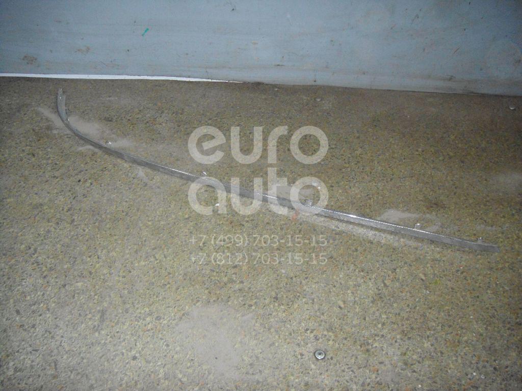Накладка заднего бампера левая для BMW 7-серия E65/E66 2001-2008 - Фото №1