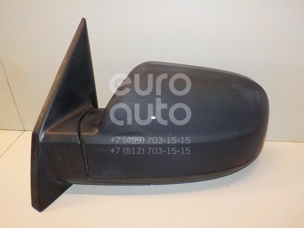Зеркало левое электрическое для Hyundai Tucson 2004-2010 - Фото №1