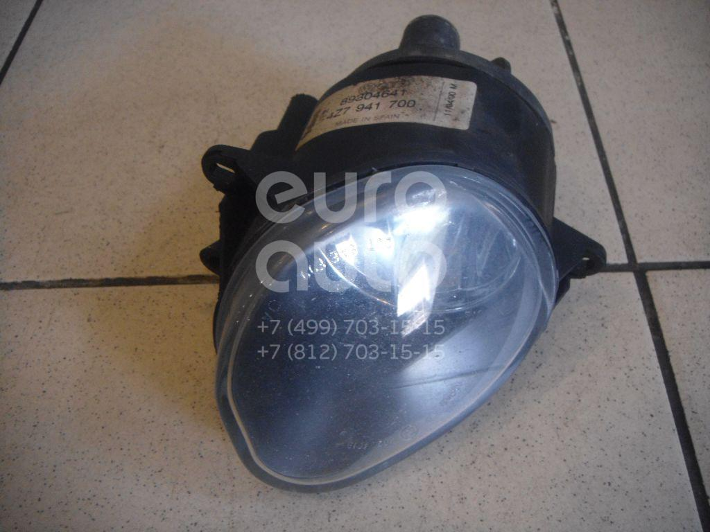 Фара противотуманная правая для Audi Allroad quattro 2000-2005 - Фото №1