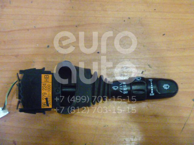 Переключатель стеклоочистителей для Chevrolet,Daewoo Rezzo 2005-2010;Lacetti 2003-2013;Rezzo 2000-2011 - Фото №1