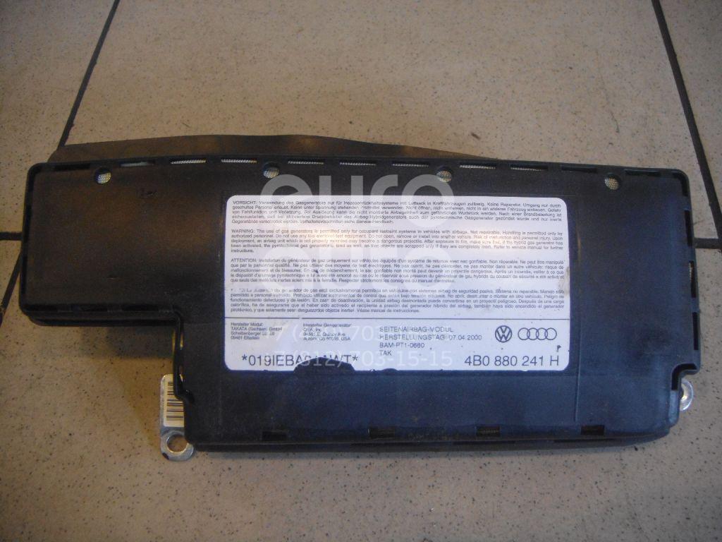 Подушка безопасности боковая (в сиденье) для Audi Allroad quattro 2000-2005;A6 [C5] 1997-2004 - Фото №1
