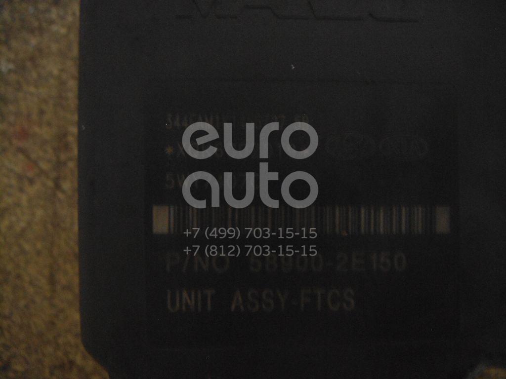 Блок ABS (насос) для Hyundai Tucson 2004-2010 - Фото №1