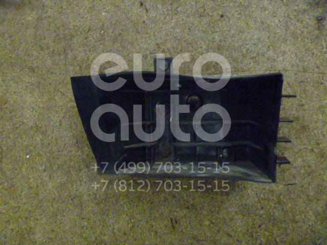 Кронштейн усилителя заднего бампера левый для Chevrolet Rezzo 2005-2010 - Фото №1