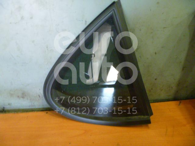 Стекло кузовное глухое правое для Chevrolet Rezzo 2003-2010 - Фото №1