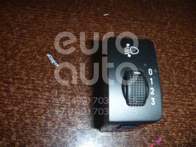 Кнопка корректора фар для Chevrolet Rezzo 2005-2010 - Фото №1