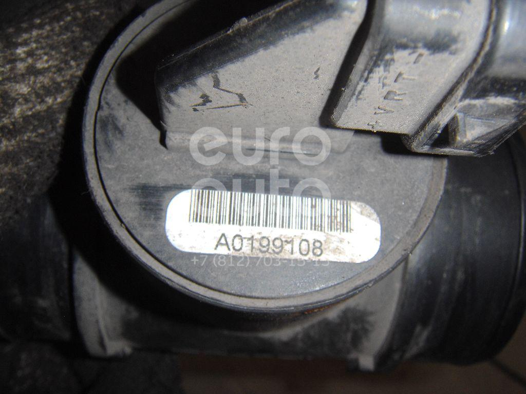 Расходомер воздуха (массметр) для Opel Astra H / Family 2004-2015;Astra G 1998-2005;Zafira A (F75) 1999-2005;Zafira B 2005-2012 - Фото №1