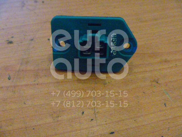 Резистор отопителя для Chevrolet Rezzo 2005-2010 - Фото №1
