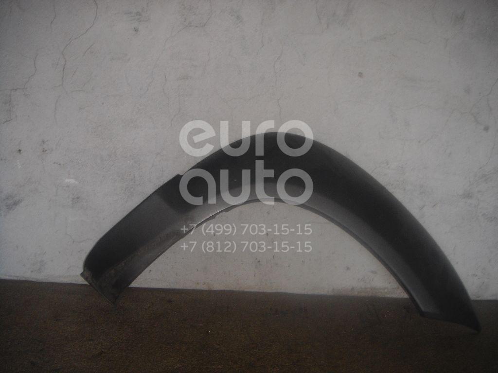 Накладка переднего крыла правого для Hyundai Tucson 2004-2010 - Фото №1