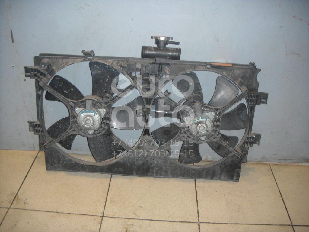 Вентилятор радиатора для Mitsubishi Lancer (CX,CY) 2007> - Фото №1