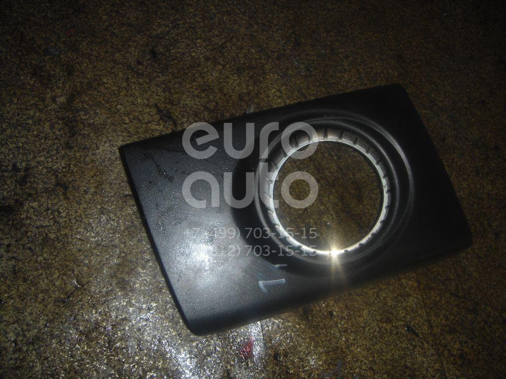 Рамка противотуманной фары правой для Hyundai Tucson 2004-2010 - Фото №1