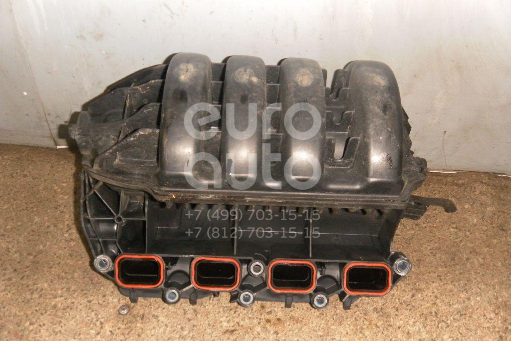 Коллектор впускной для VW,Audi,Skoda Golf V Plus 2005-2014;A3 [8PA] Sportback 2004-2013;Passat [B6] 2005-2010;Golf V 2003-2009;Touran 2003-2010;Jetta 2006-2011;Octavia (A5 1Z-) 2004-2013;EOS 2006-2015 - Фото №1
