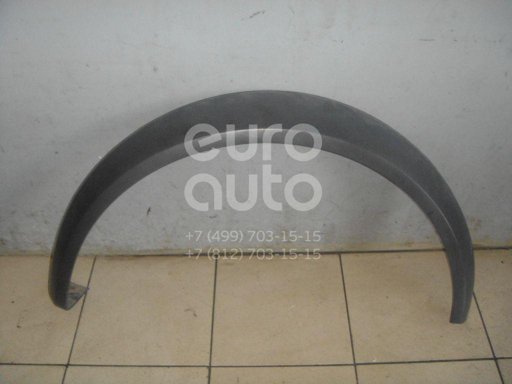 Накладка переднего крыла левого для Audi Allroad quattro 2000-2005 - Фото №1