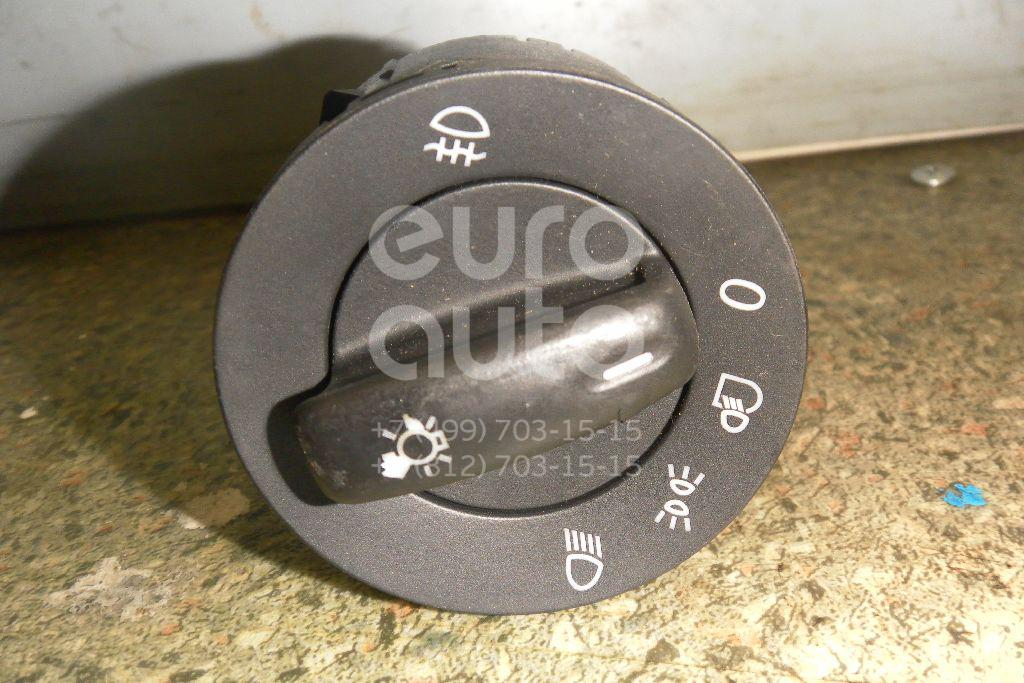Переключатель света фар для VW Golf V Plus 2005-2014;Passat [B6] 2005-2010;Golf V 2003-2009;Jetta 2006-2011 - Фото №1