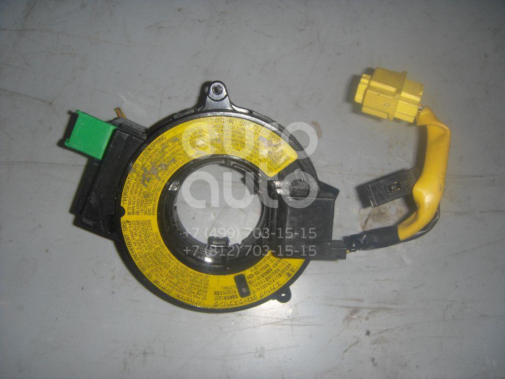 Механизм подрулевой для SRS (ленточный) для Mitsubishi Lancer (CX,CY) 2007>;Galant (DJ,DM) 2003-2012;Grandis (NA#) 2004-2010;Outlander (CU) 2003-2009;Pajero/Montero IV (V8, V9) 2007>;Outlander XL (CW) 2006-2012 - Фото №1